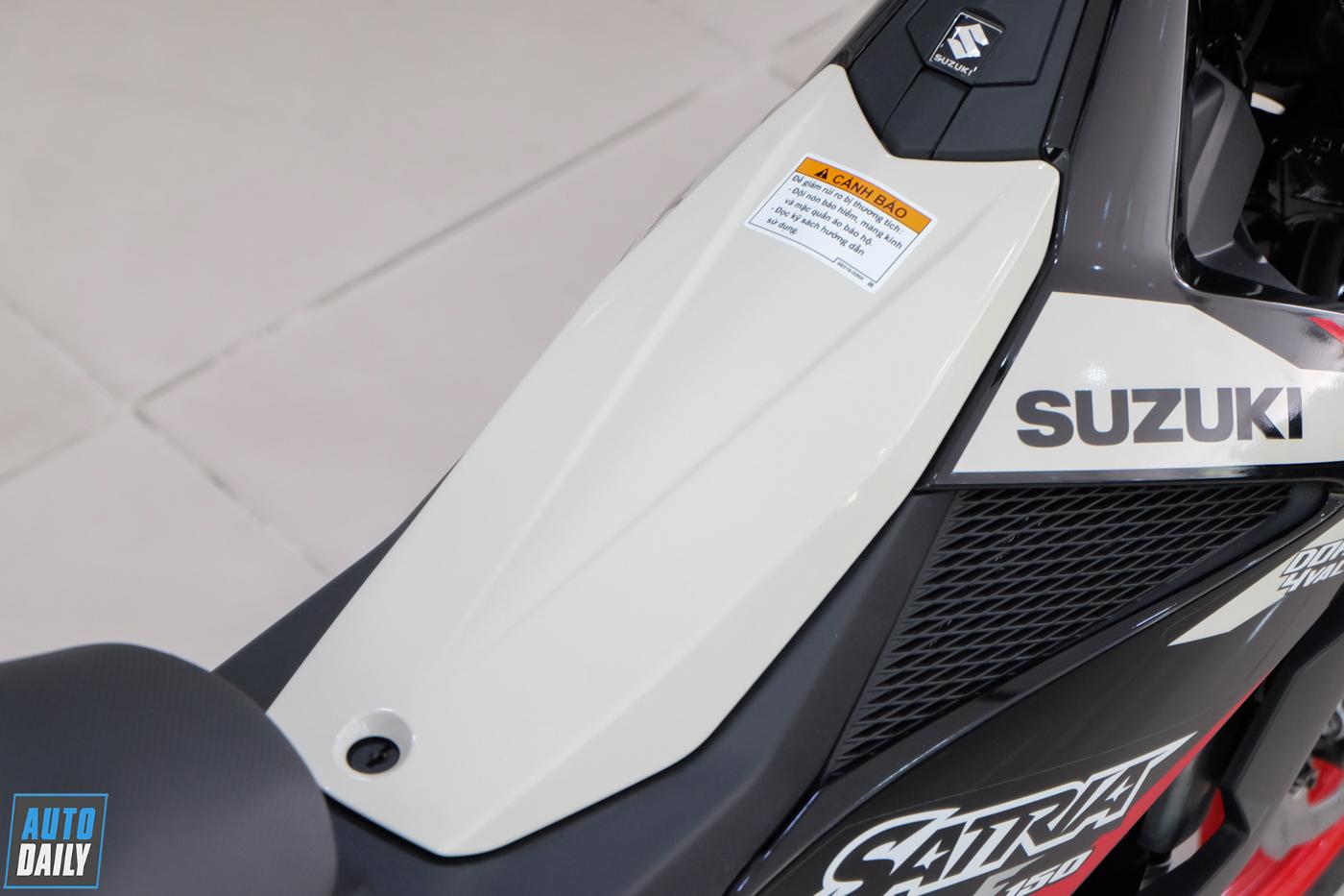Cận cảnh Suzuki Satria F150 2021 giá gần 52 triệu đồng Suzuki-Satria-F150-2021 (10).JPG