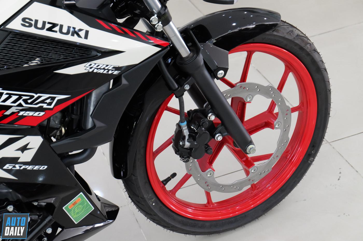 Cận cảnh Suzuki Satria F150 2021 giá gần 52 triệu đồng Suzuki-Satria-F150-2021 (8).JPG