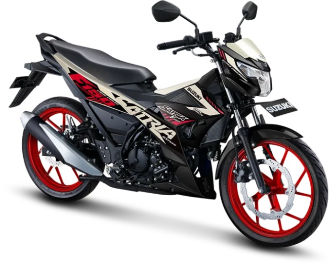 Suzuki SATRIA F150 2021