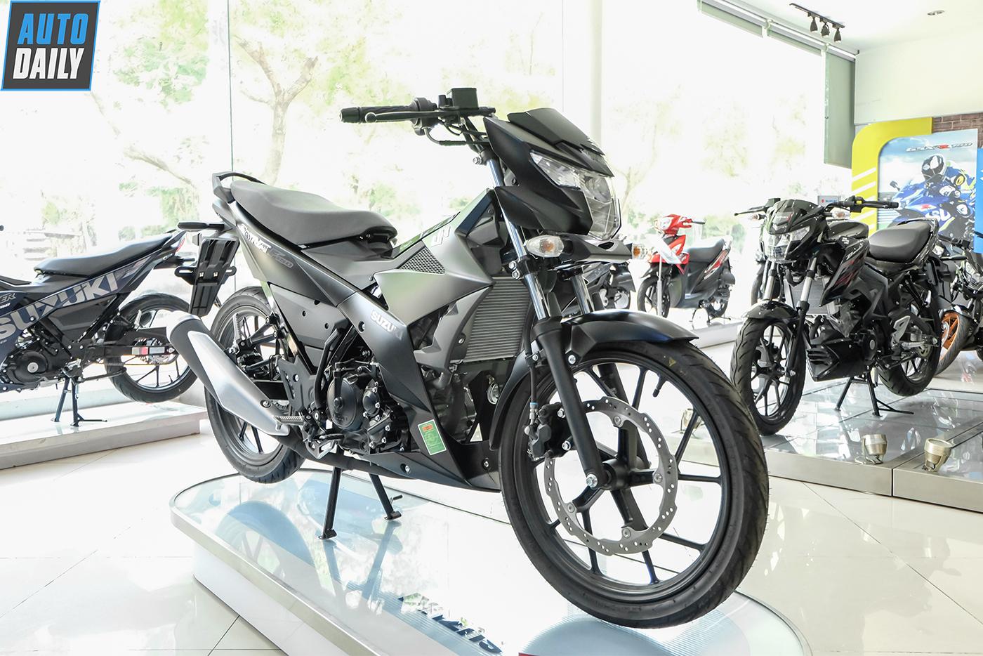 Chi tiết Suzuki Satria F150 nhập chính hãng có giá từ 51,99 triệu đồng suzuki-satria-f150-20.jpg