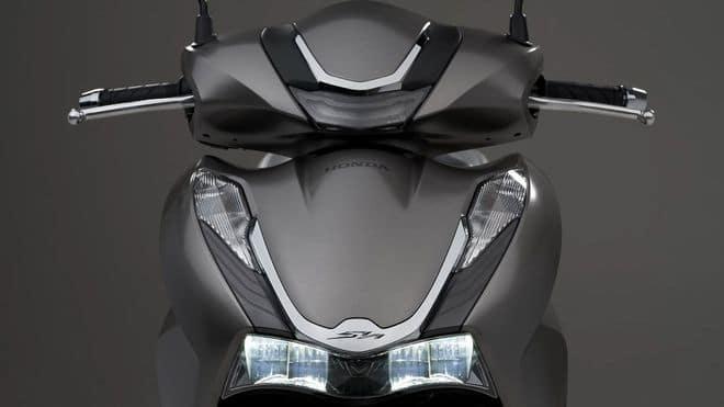 Honda SH350i nhập từ Ý rục rịch về Việt Nam - ảnh 2