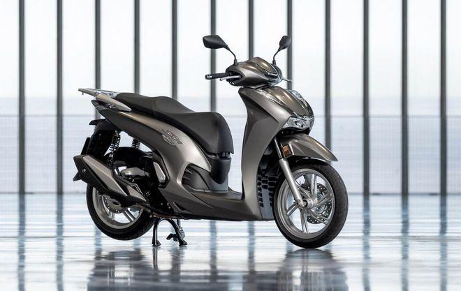 Mẫu xe tay ga cao cấp Honda SH phiên bản động cơ 350 phân khối rục rịch về Việt Nam