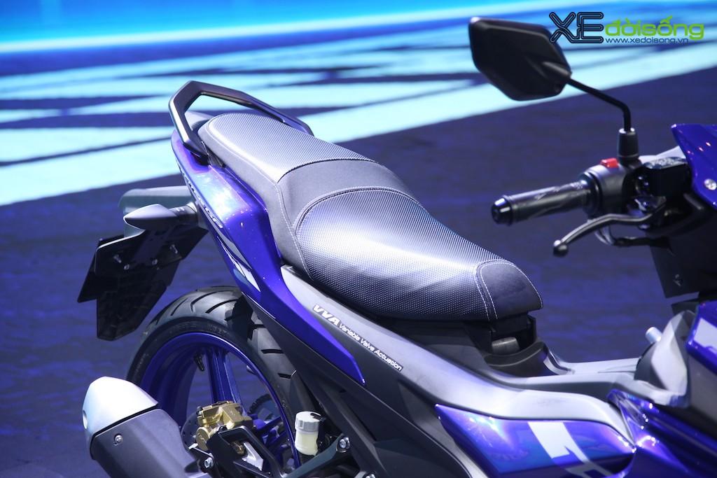 Đánh giá ban đầu Yamaha EXCITER 155 VVA 2021 giá từ 47 triệu: Tất cả hướng tới