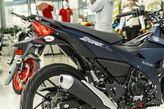 Đã có Raider tại sao Suzuki Việt Nam lại phân phối thêm Satria nhập khẩu? - 1