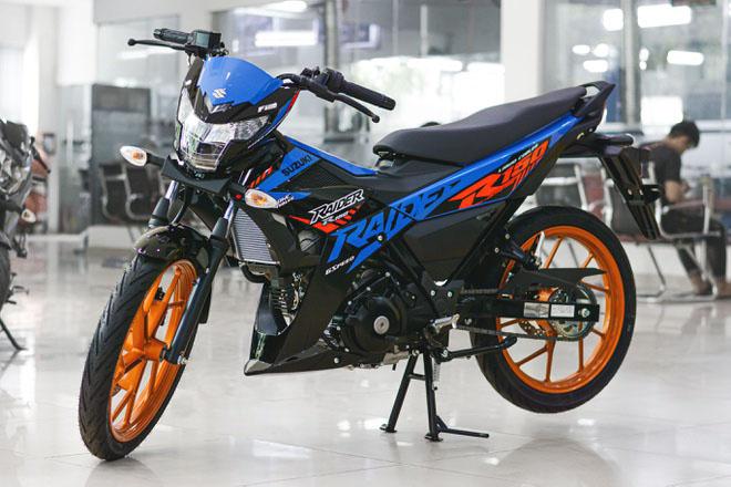 Đã có Raider tại sao Suzuki Việt Nam lại phân phối thêm Satria nhập khẩu? - 3