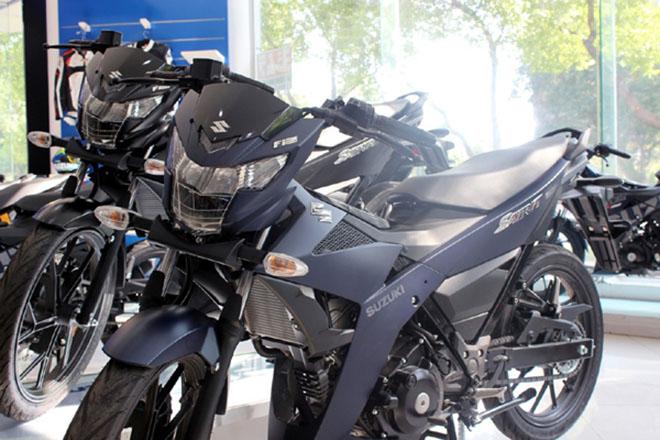 Đã có Raider tại sao Suzuki Việt Nam lại phân phối thêm Satria nhập khẩu? - 4