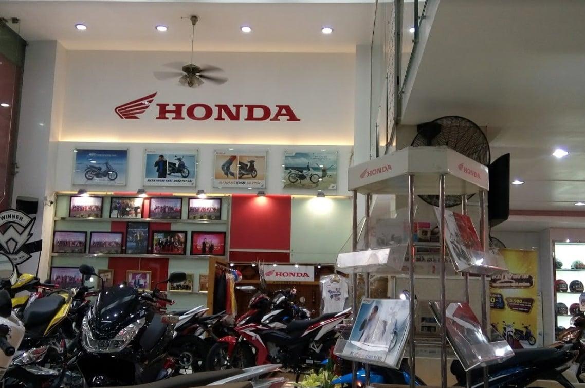 gia ban xe Honda Son Minh