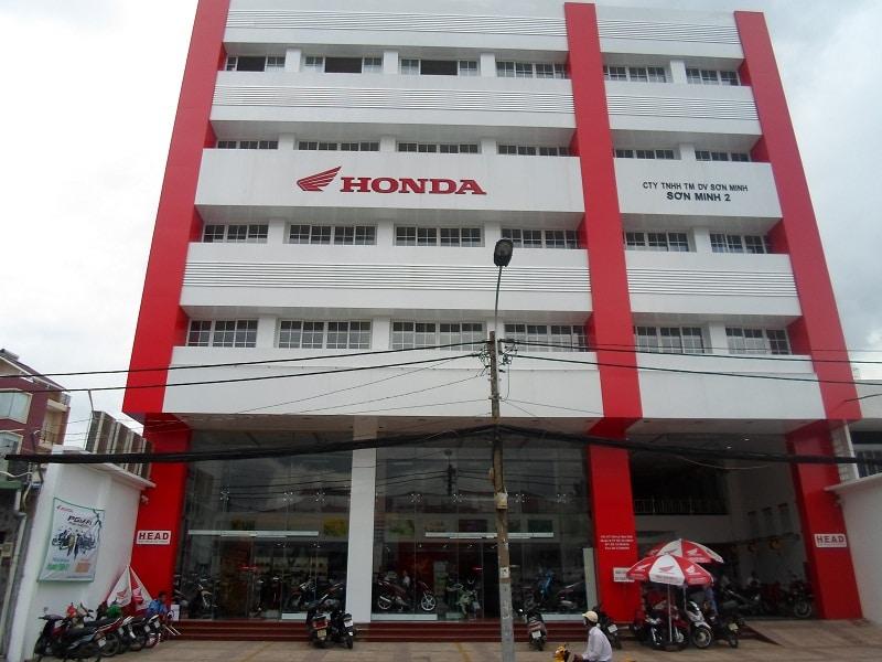 Head Honda Sơn Minh - gia ban xe Honda Son Minh