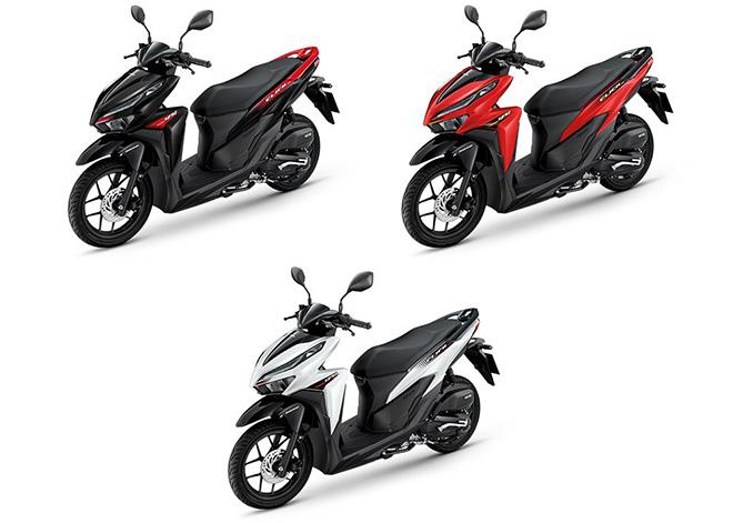 Giá xe Honda Cick Thái 125i