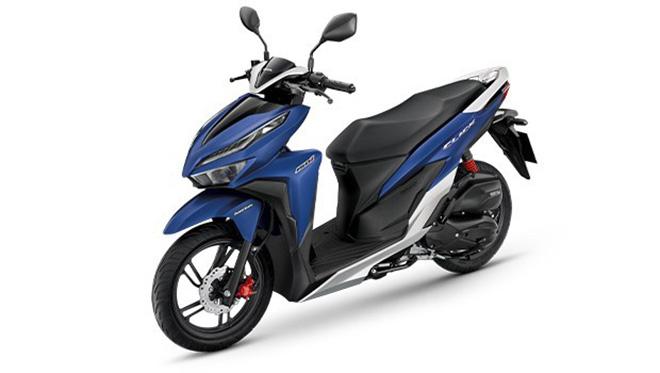 Giá xe Honda Cick Thái 150i
