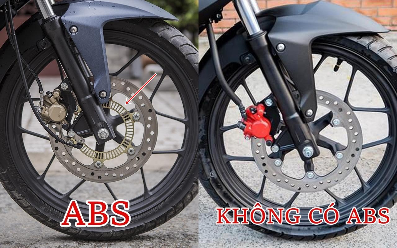Phanh ABS trên xe máy có phải là 'kim bài miễn tử'?