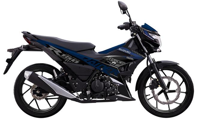 Suzuki Việt Nam trình làng Raider R150 2021: Đối thủ lớn của Yamaha Exciter - 3