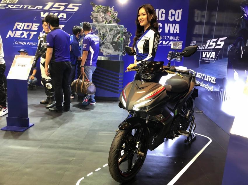 Yamaha Exciter 155 VVA ra mắt