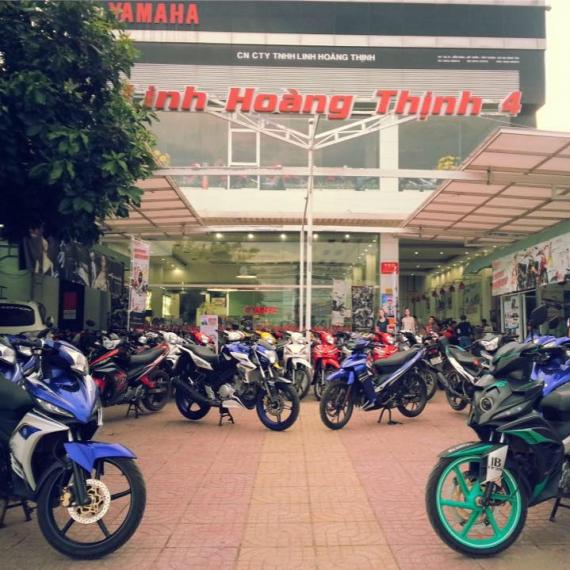 Yamaha Linh Hoàng Thịnh 1 Xuyên Mộc
