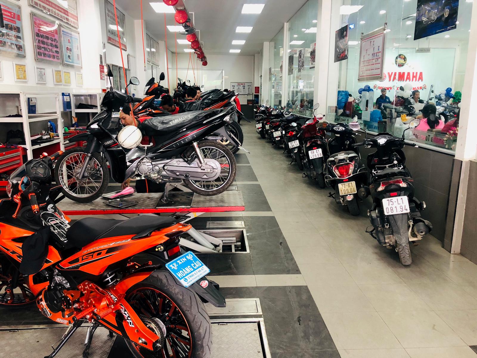 Yamaha Town Hoàng Cầu – sự lựa chọn thông minh của bạn!