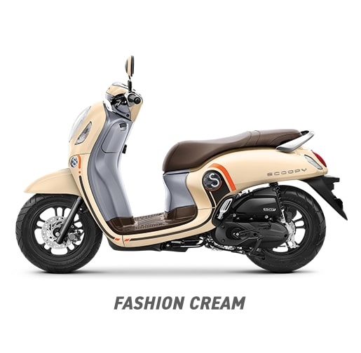 xe tay ga Honda Scoopy 110 2021 nhập khẩu