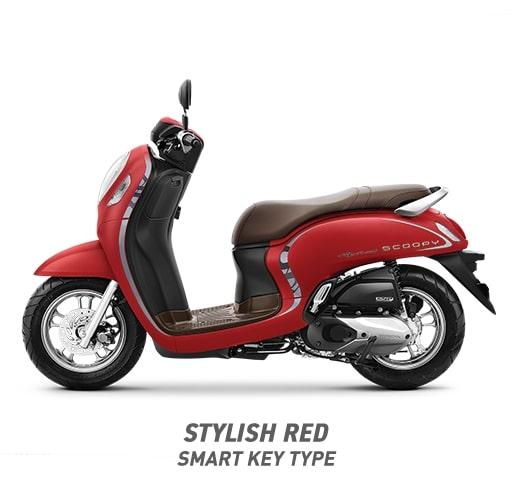 xe Honda Scoopy 110 2021 nhập khẩu