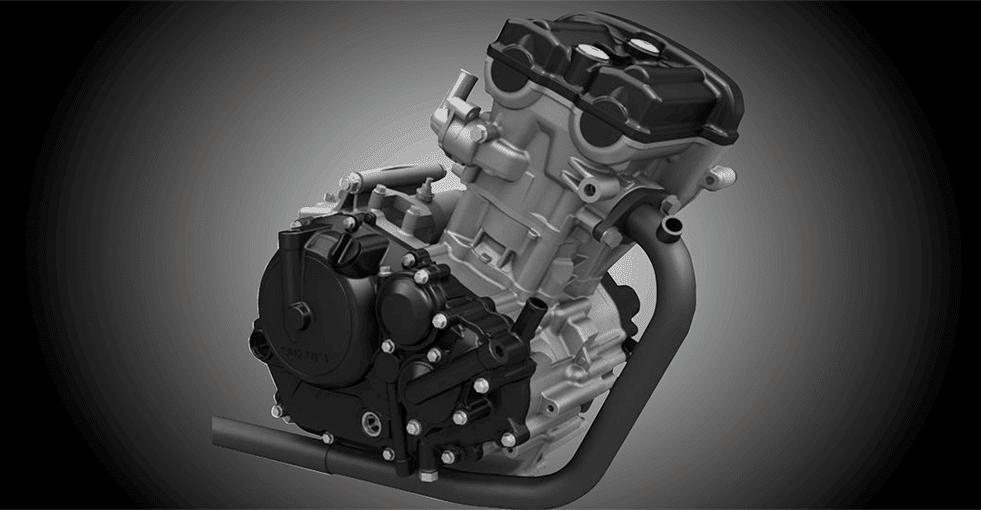 Động cơ Suzuki GSX-R150 2018