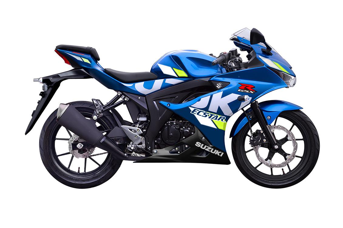 Gsx R150 chính hãng Suzuki Việt Nam Xanh GP