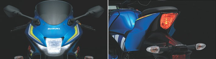 Hệ thống chiếu sáng Suzuki GSX-R150