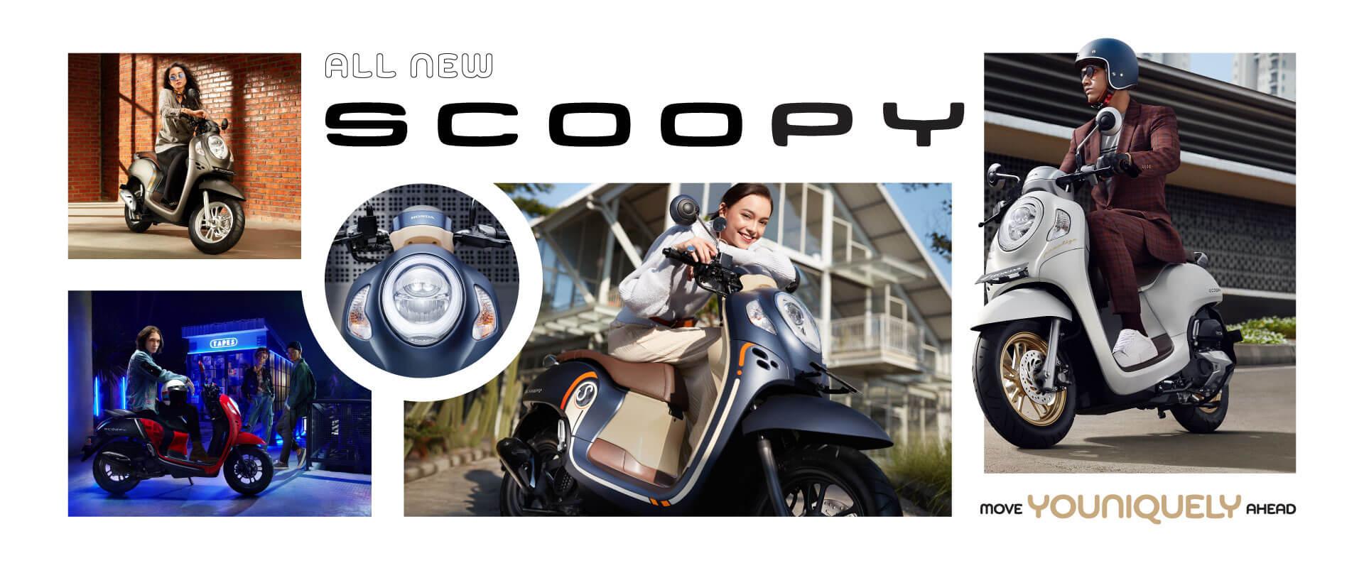Scoopy 2021 nhập khẩu
