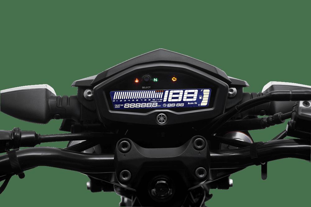 Thiết kế bảng đồng hồ Yamaha TFX 150