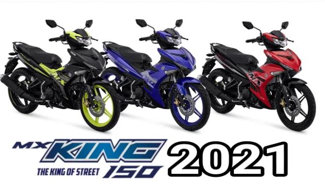 giá xe mx king 2021