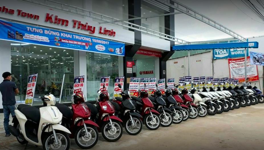 Yamaha Kim Thuỳ Linh