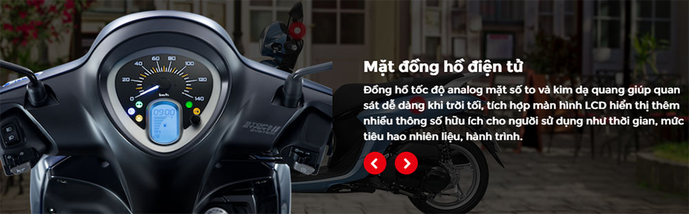 Xe Yamaha Janus 2021