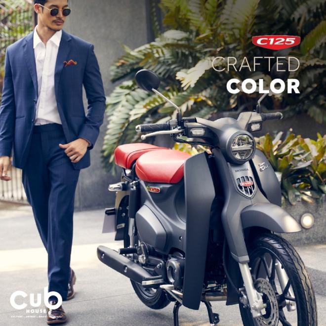 2021 Honda Super Cub C125 mở bán, rẻ hơn ở Việt Nam gần 20 triệu đồng - 3