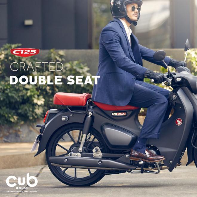 2021 Honda Super Cub C125 mở bán, rẻ hơn ở Việt Nam gần 20 triệu đồng - 4