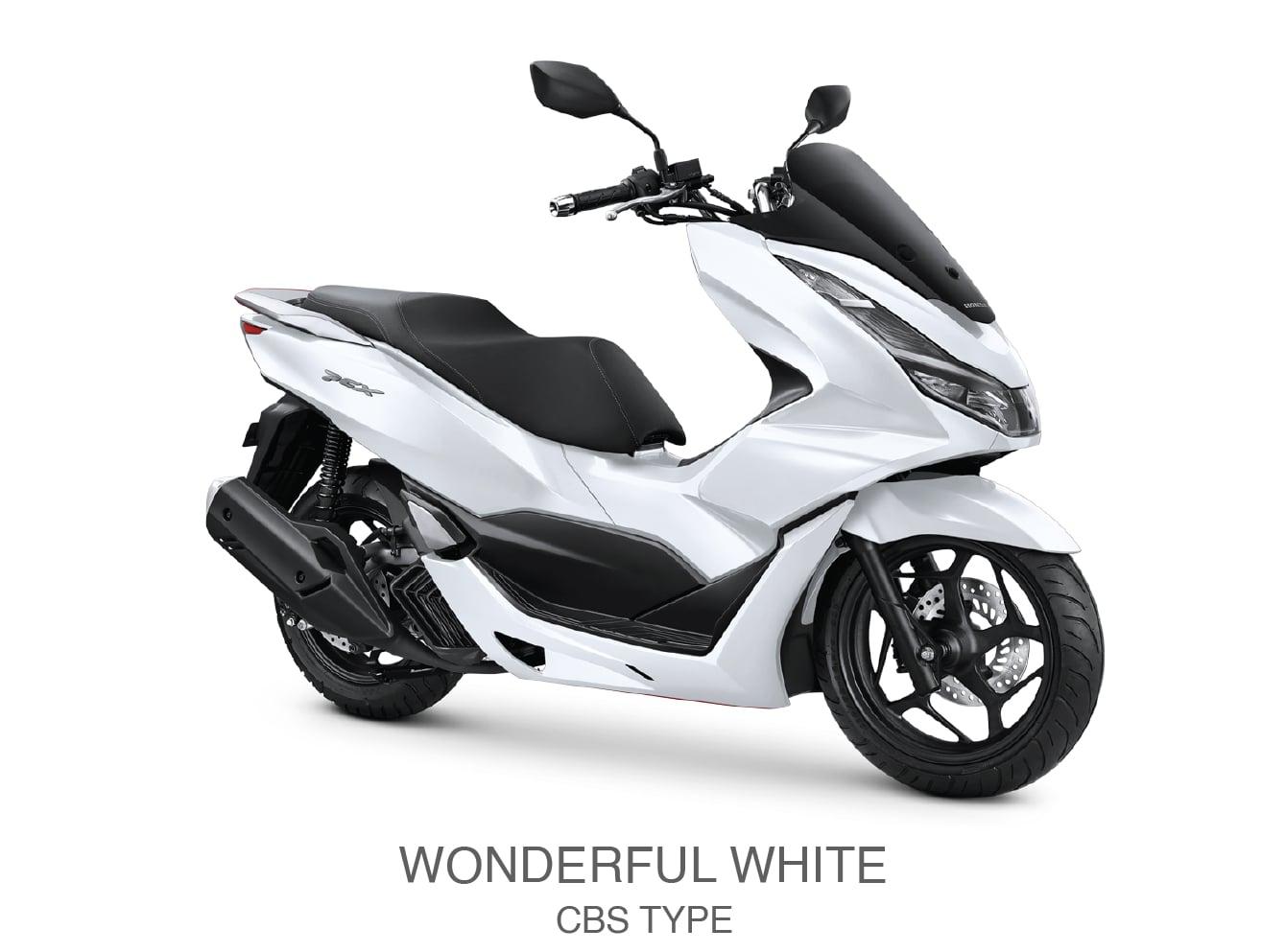 2021 Honda PCX 160 nhập khẩu CBS