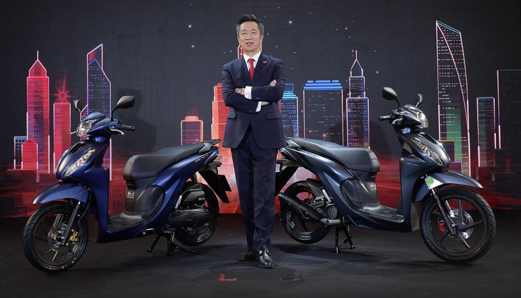 6 thay đổi trên Honda Vision 2021 so với mẫu cũ