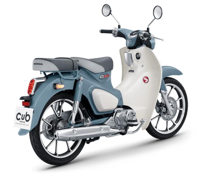 Super Cub 125 Thái Lan 2021