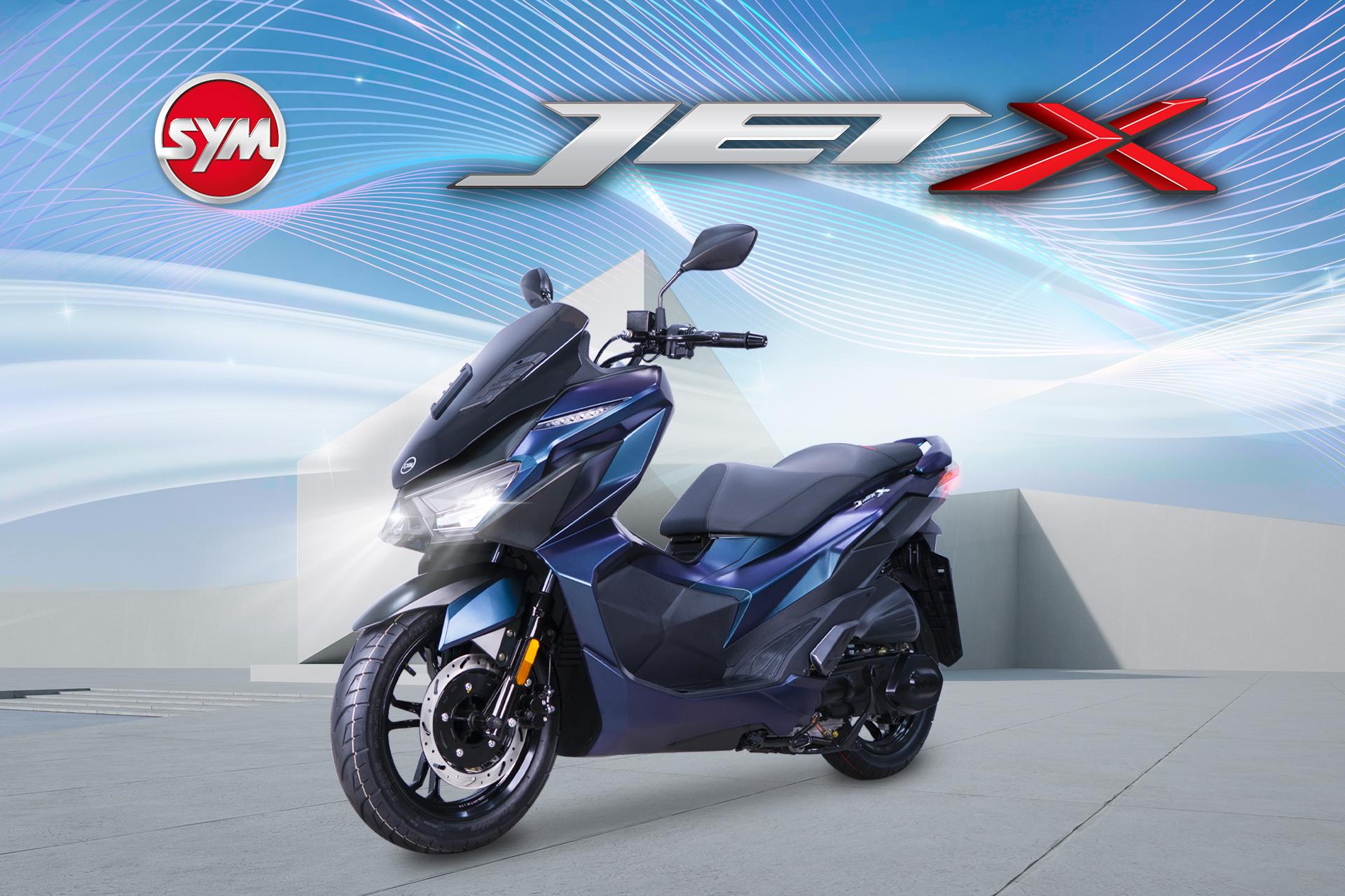 Chi tiết SYM JET 150 2021 Malaysia