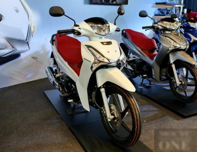 Giá xe Wave Thái 125 tiết kiệm xăng mới nhất 2020 tại Việt Nam