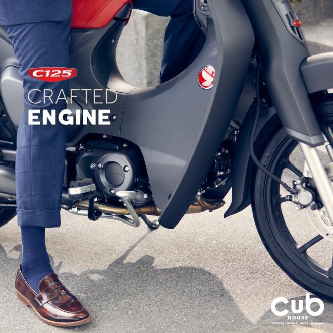 Honda Cub Thái Lan 2021
