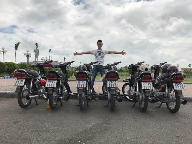 Những chiếc Honda Dream đắt nhất Việt Nam: 1,2 tỉ chưa phải con số cao nhất - Ảnh 6.