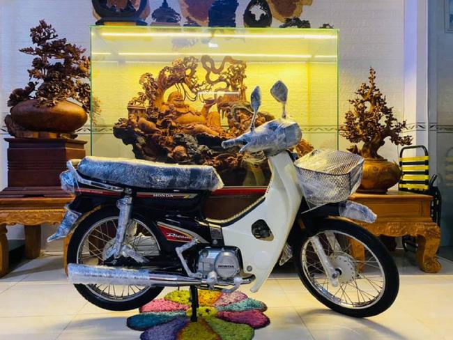 Những chiếc Honda Dream đắt nhất Việt Nam: 1,2 tỉ chưa phải con số cao nhất - Ảnh 7.