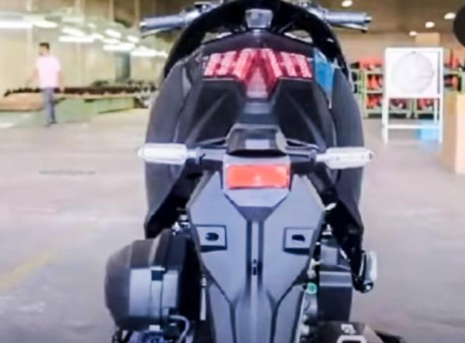 Rộ tin xe ga cực HOT là Honda Click 160 lộ diện, sắp tung ra thị trường - 6