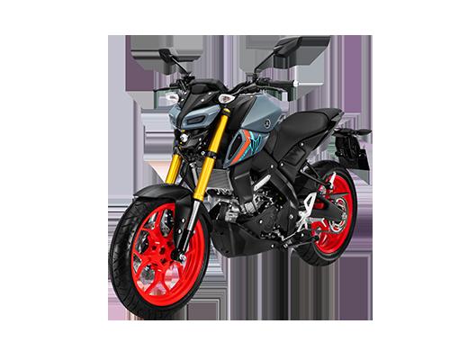 Yamaha MT15 2021 xám