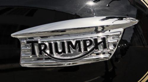 giá xe Triumph nhập khẩu