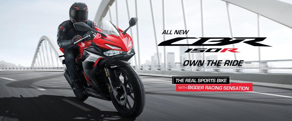Honda CBR150R 2021 sở hữu loạt thay đổi đáng tiền