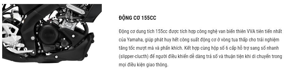 Giá xe Yamaha MT-15 155cc 2021