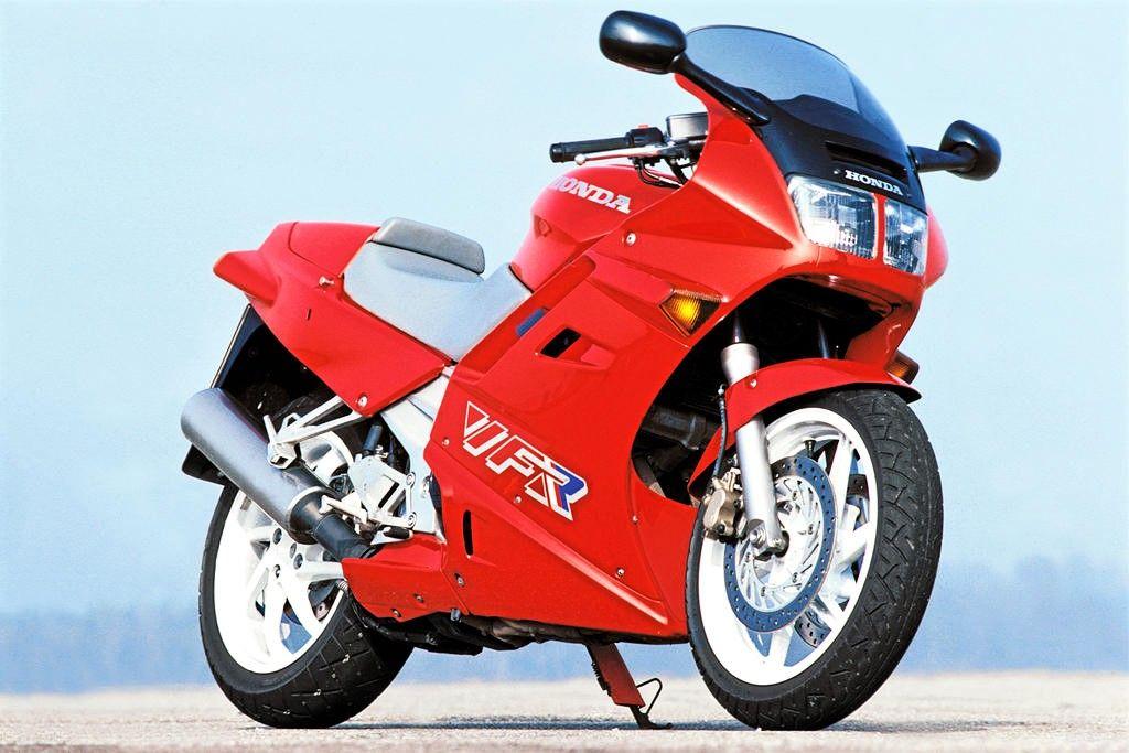 Honda VFR750F - RC36   Moto motard, Motard, Moto