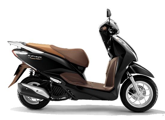 giá xe Honda Lead 2021 đen nâu