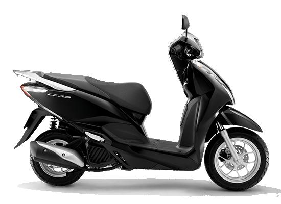 giá xe Honda Lead 2021 màu đen